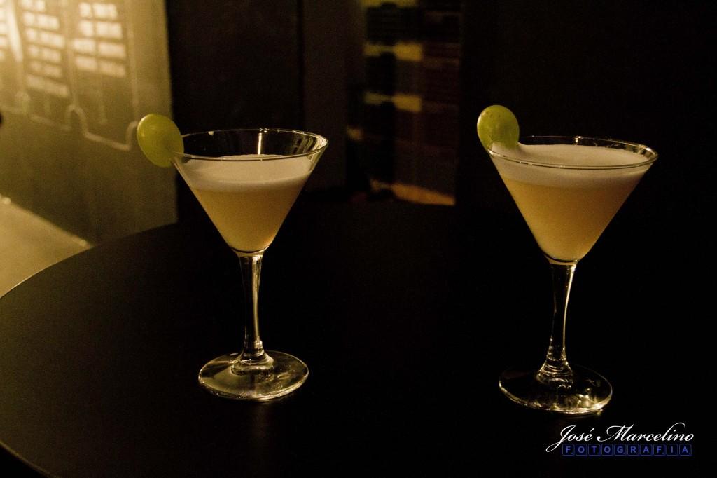 Gvine cocktails