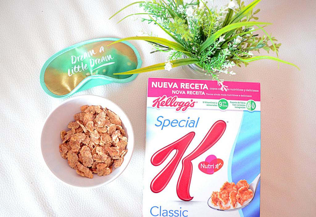 Desayunamos con @SpecialK_ES y conocemos su nueva formula