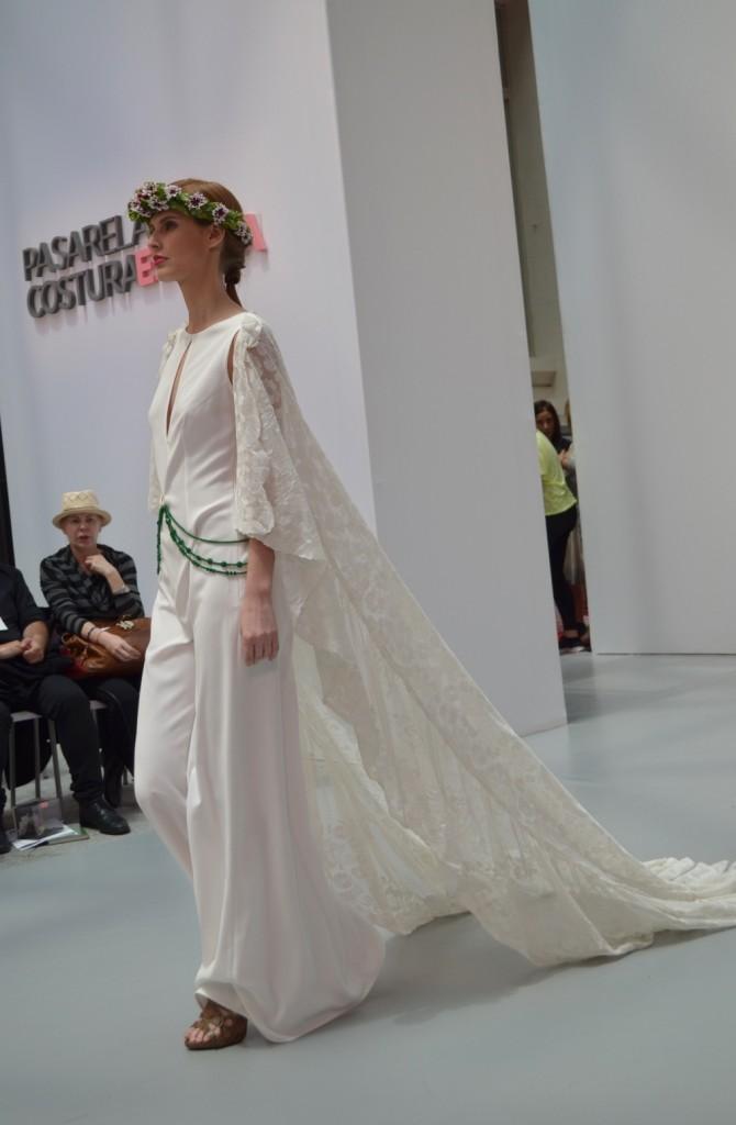 Diseños de  vestidos novia 2016 Eñena Rubio Pasarelas