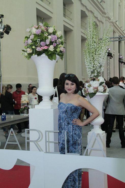 Look verano con vestido largo Duapara Event