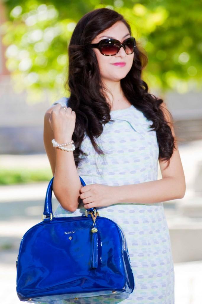 Summer fashion Lawyer outfit BARADA BAG