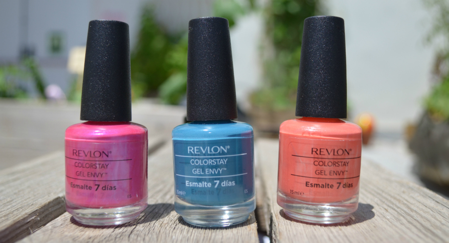 Revlon Summer Love Collection Colorstay Gel para una manicura perfecta