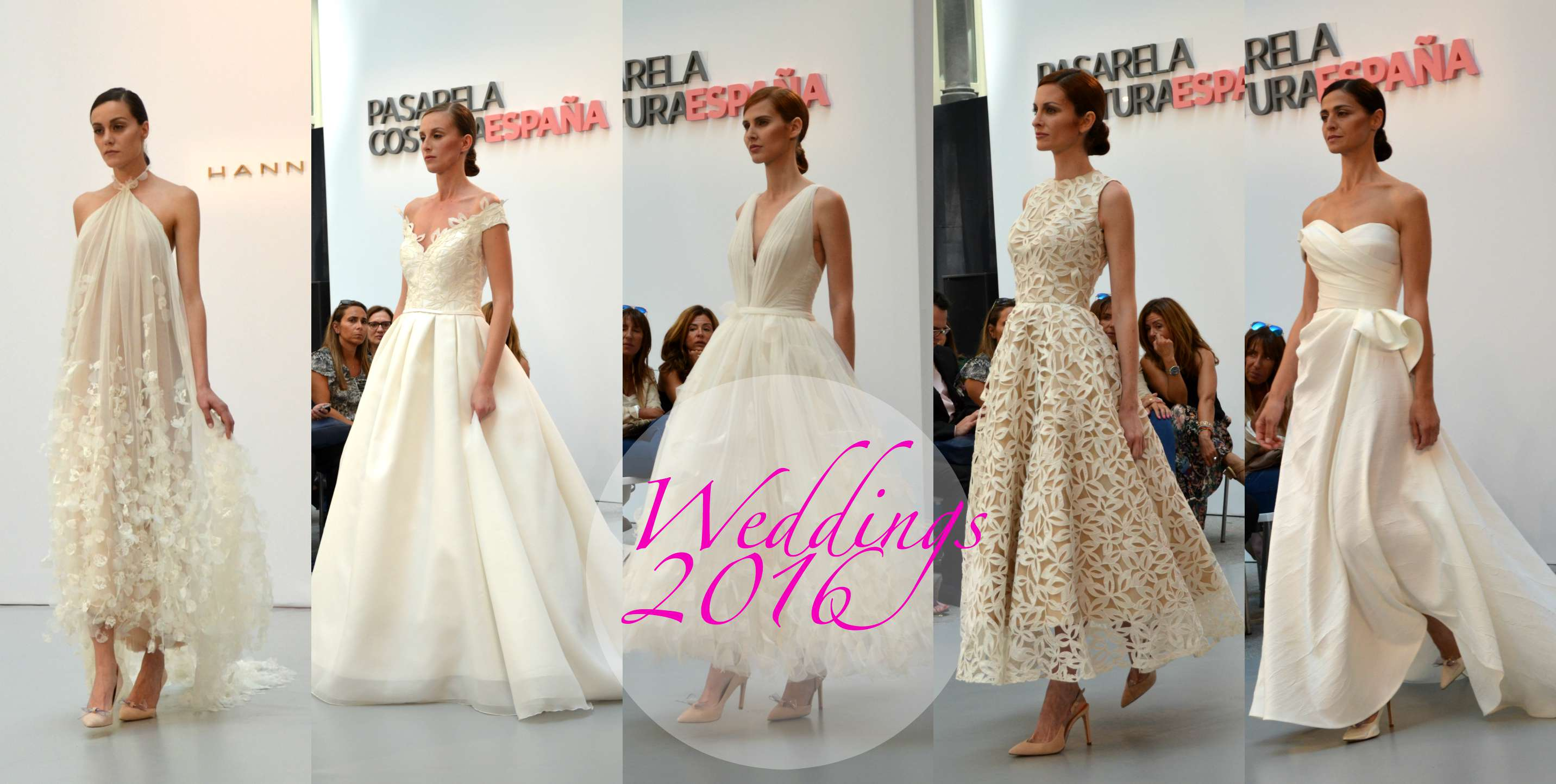 weddings 2016 trends HannibalLaguna