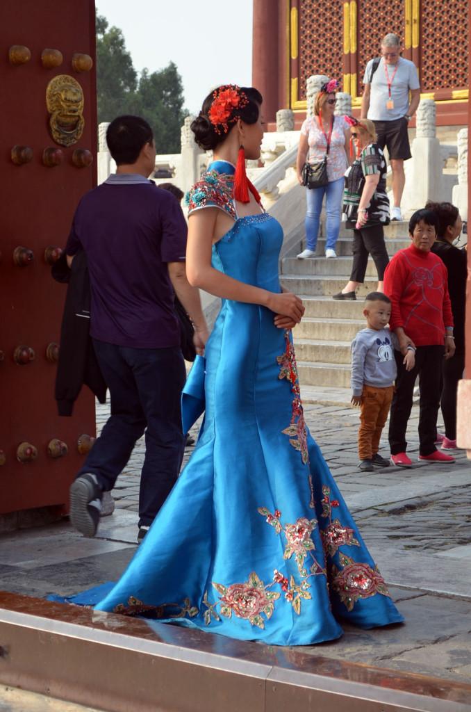 Novias China Asia Vestidos
