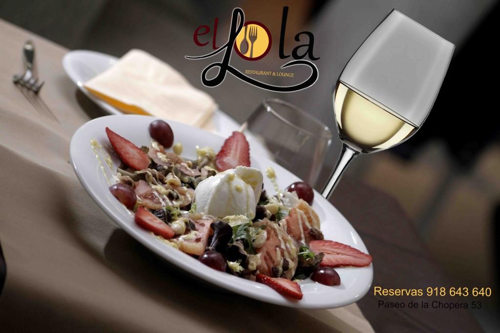 Recomendación El Lola restaurante en Madrid