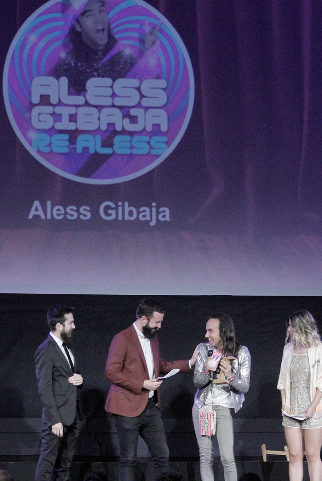 Gala-Influence-Awards-Aless-Gibaja