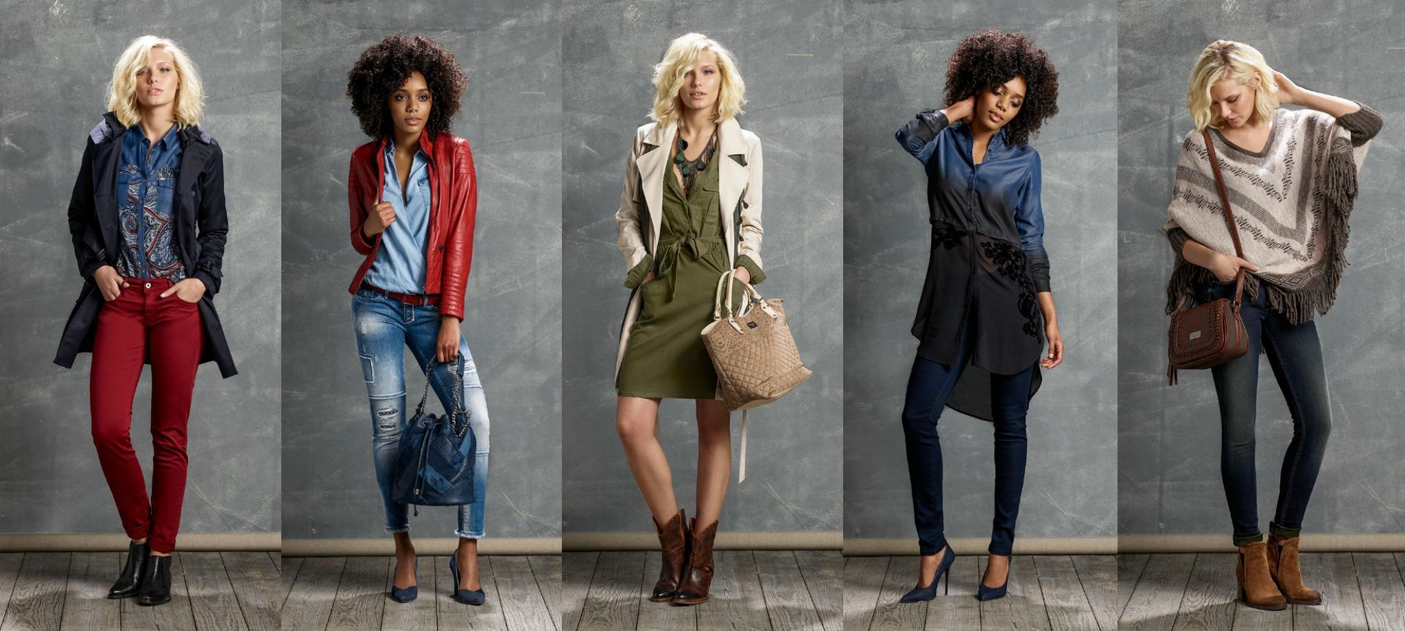 outfits tendencias para otoño invierno 2016,2017