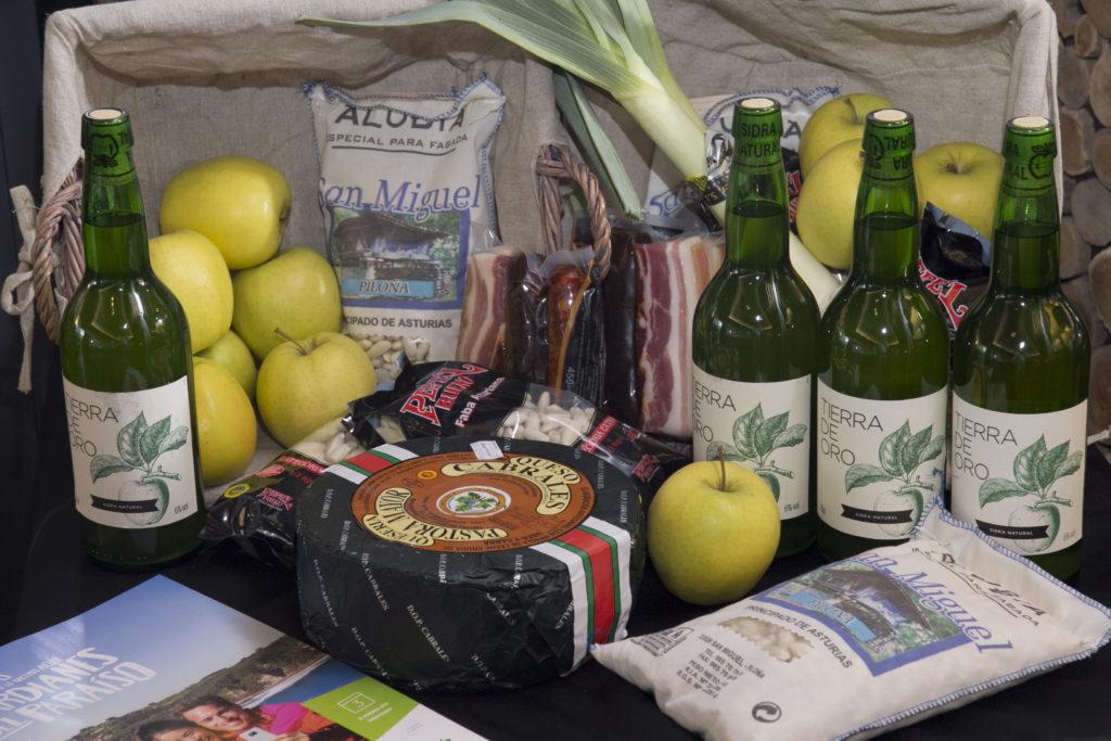 jornadas gastronómicas de asturias en El Corte Ingles