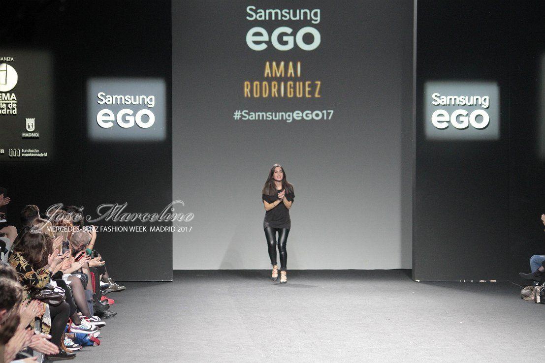 Amai Rodriguez Desfile Duapara