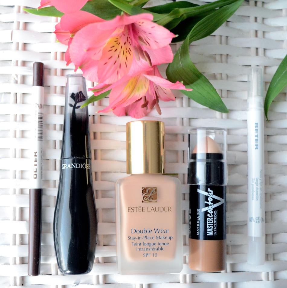 Duapara básicos de maquillaje
