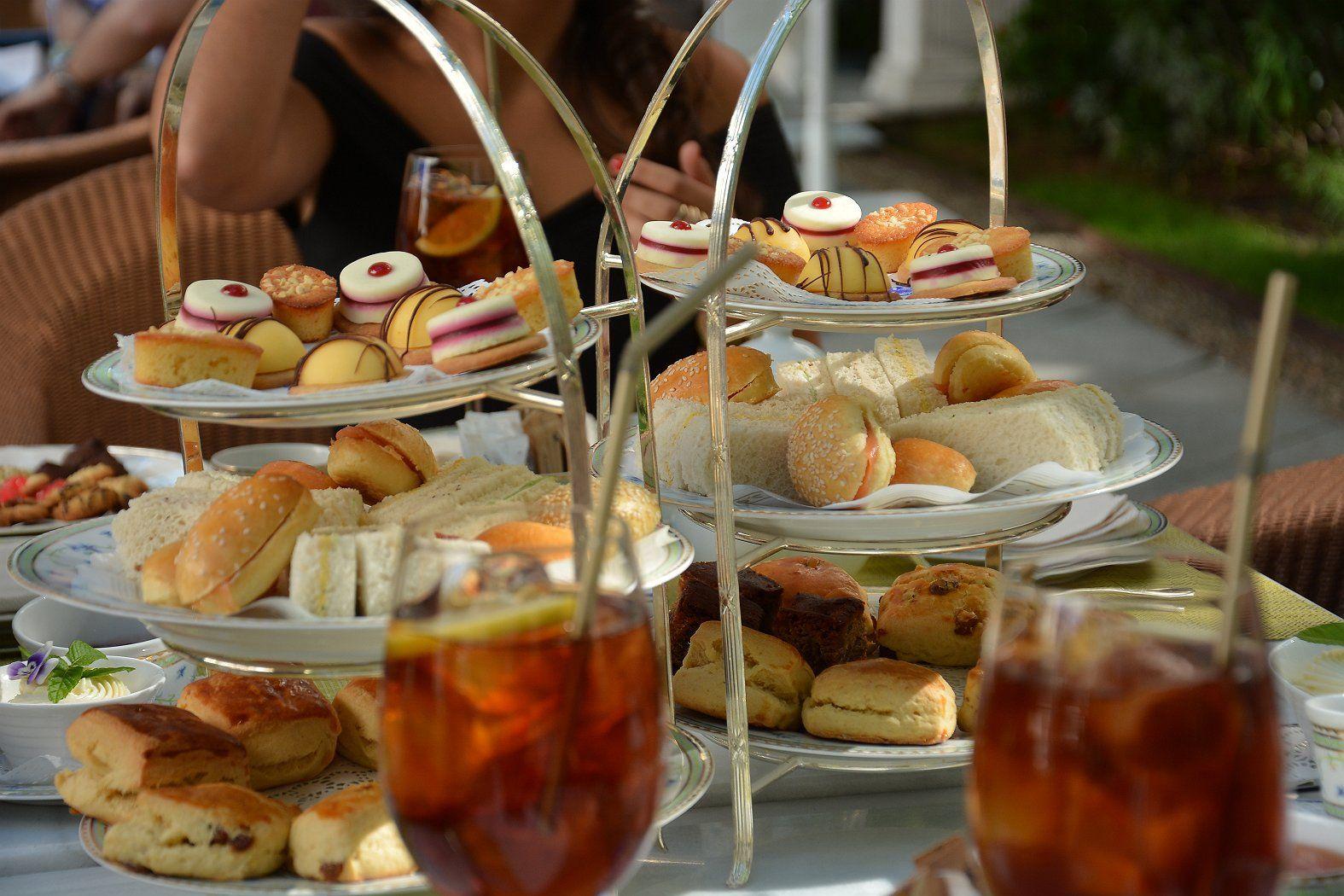 Evento blogger Farfetch afternoon tea