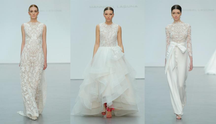 vestidos de novia HL05