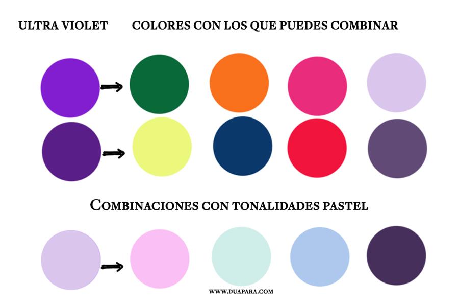 Con que color combina el morado finest with con que color - Que color combina con el morado ...